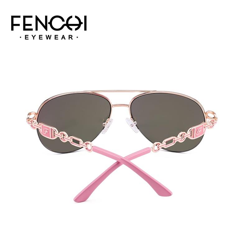 7ef5b301de4 FENCHI Sunglasses Women Driving Pilot Classic Vintage Eyewear ...
