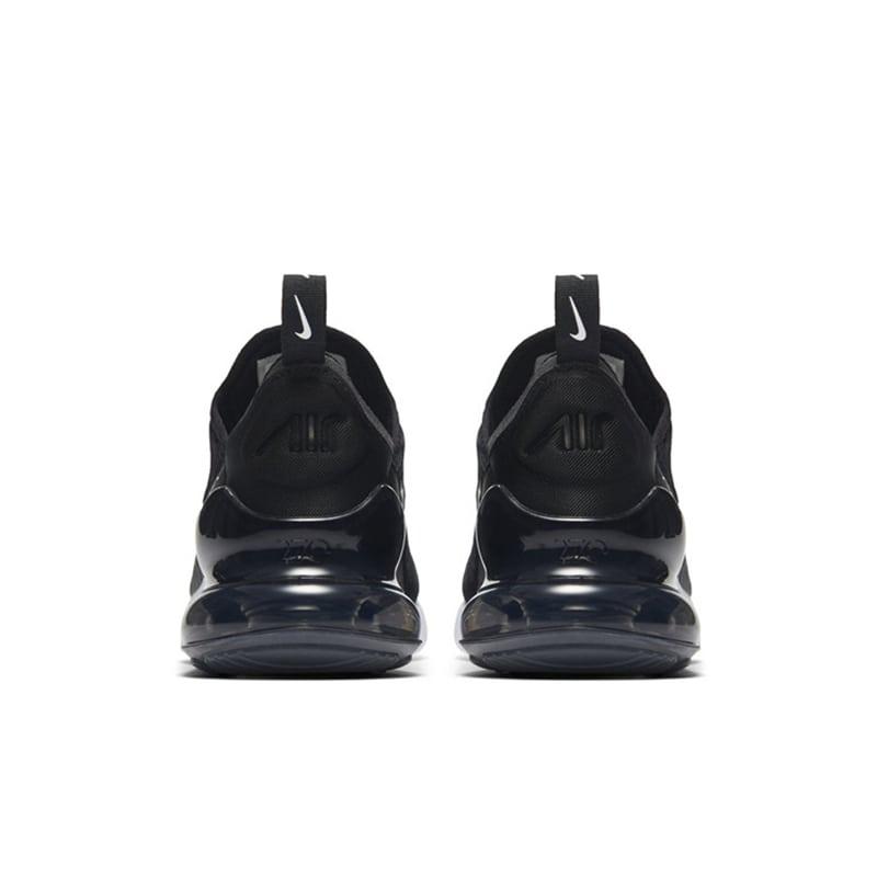 pretty nice 97f93 3b61b Original New Black Nike Air Max 270 Women Running Shoes