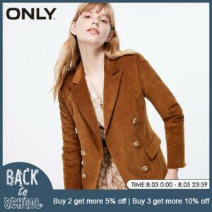 Womens Corduroy suit Blazer Jacket| 119308538
