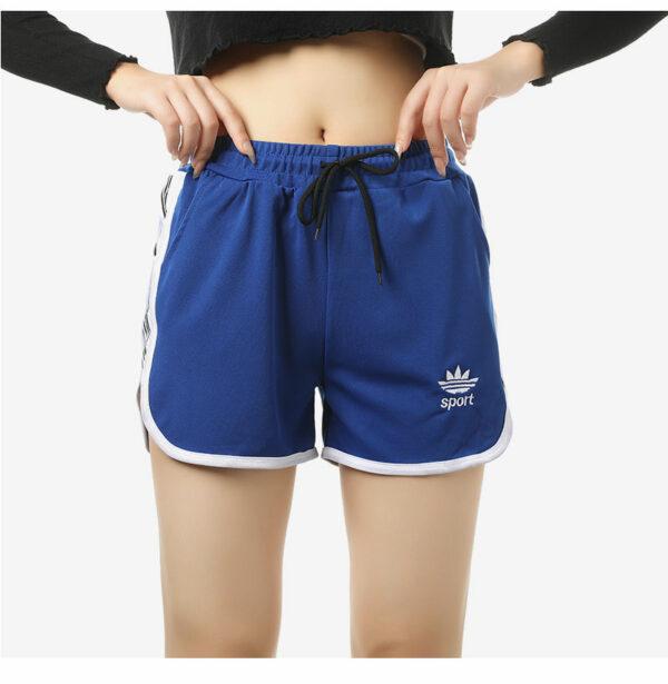 Sports Short Women Gym Shorts High Waist