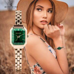 Women Watches Ladies Fashion Quartz Wristwatch Lady