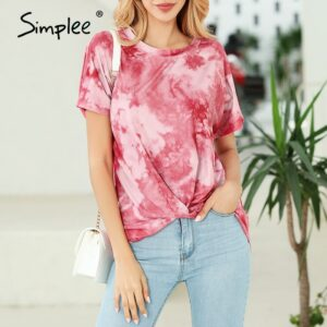 Sexy women t shirt tops Spring summer female casual top shirts